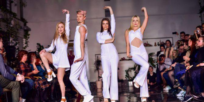 Танцевальный мастер-класс по направлению Vogue