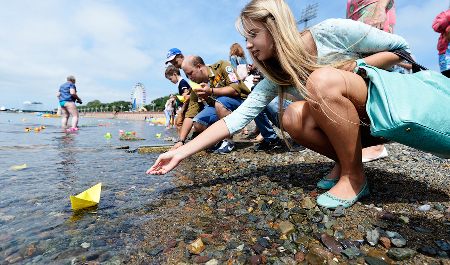 Фестиваль «Морской Арбат» День-1