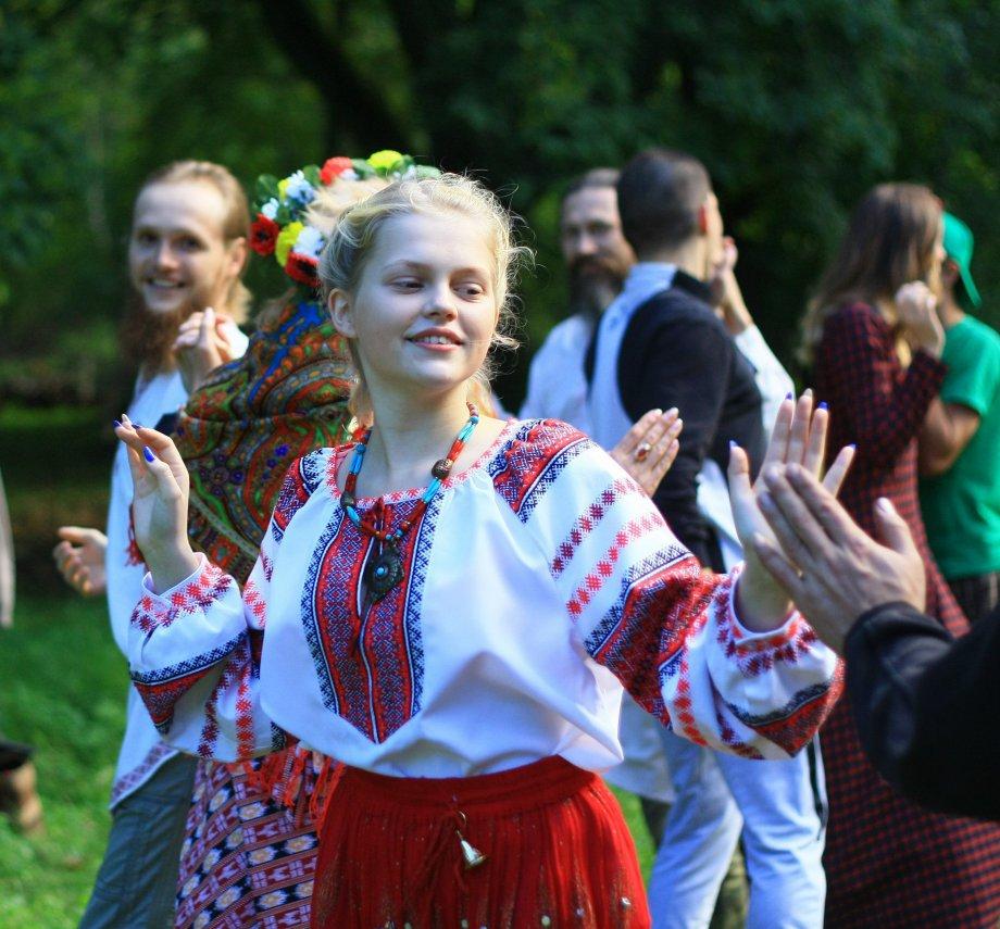 Славянский праздник «НОВОЛЕТИЕ»