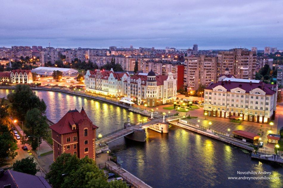 Топ 10 достопримечательностей Калининграда