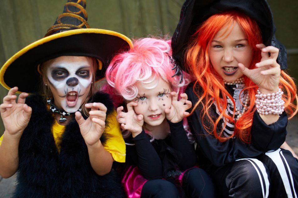Детский праздник «Хэллоуин»