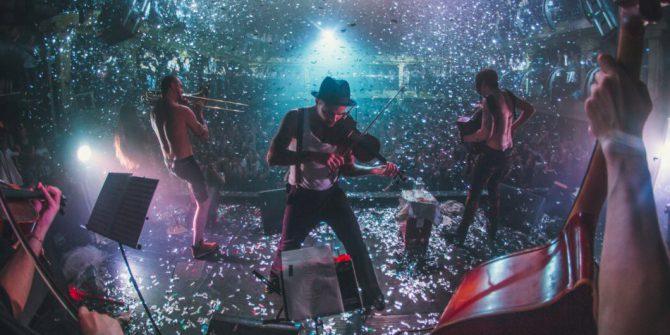 Концерт THE HATTERS