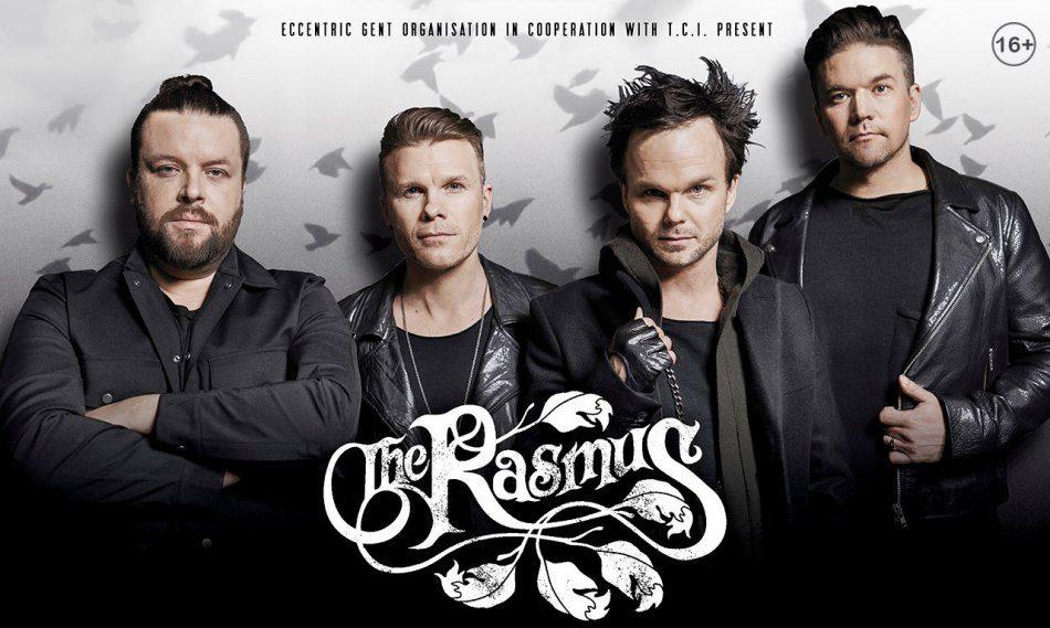 Концерт The Rasmus 2018