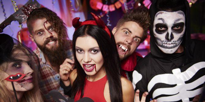 Вечеринка Halloween Party 16+