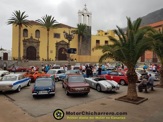 Выставка ретро автомобилей | XVII Clásica Tenerife