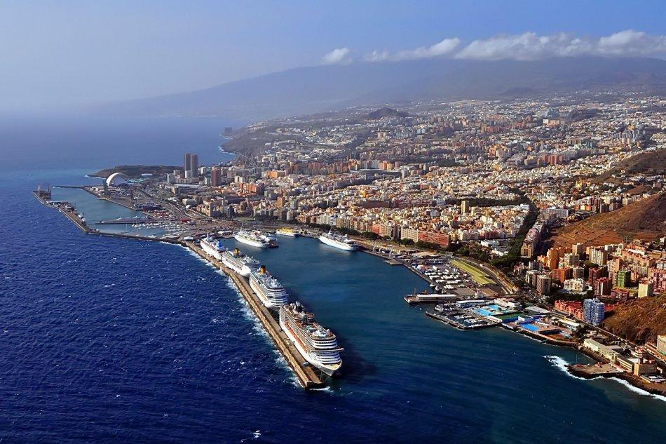 Санта Крус де Тенерифе | Santa Cruz de Tenerife