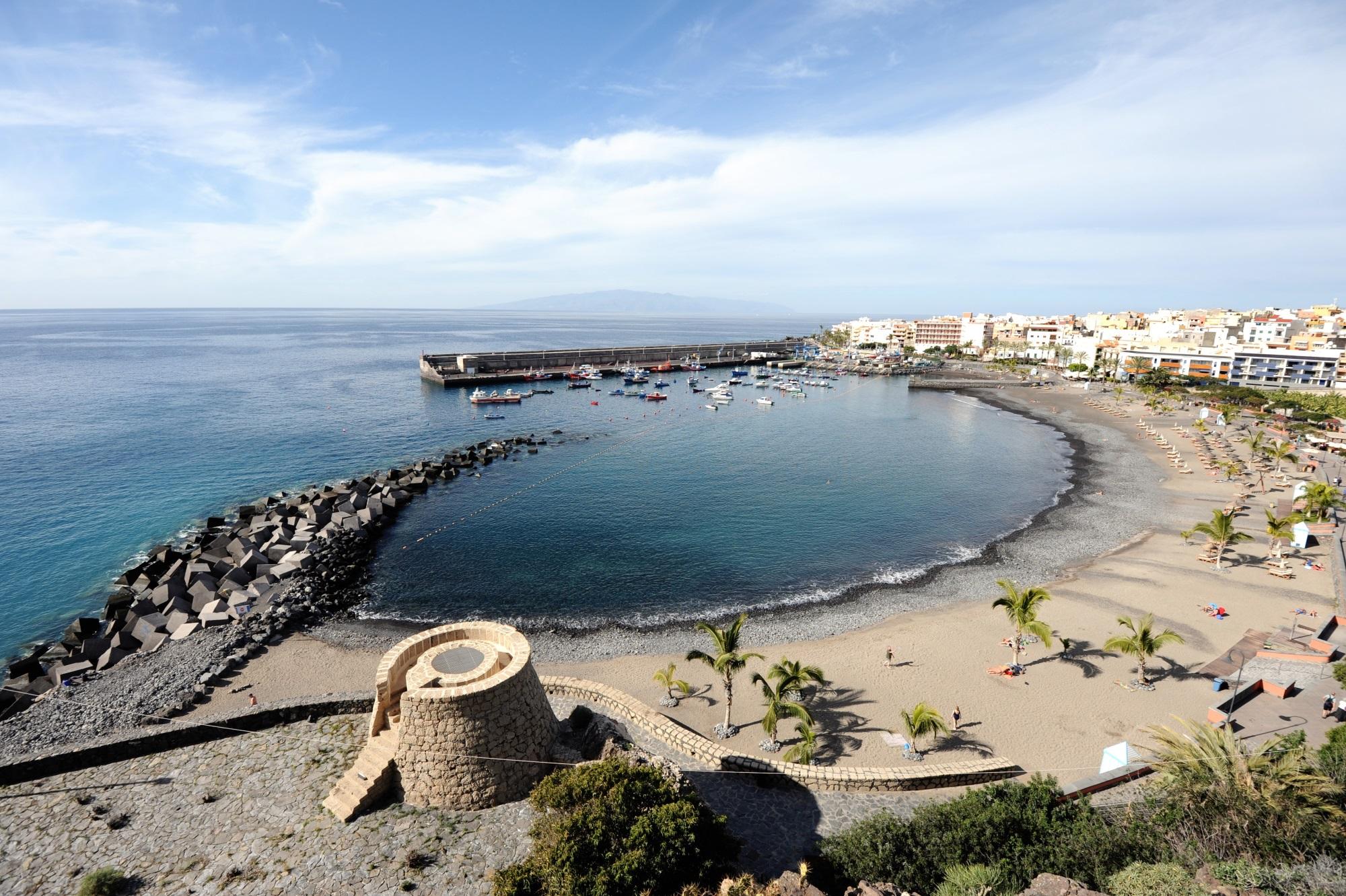 Пляж Сан-Хуан | Playa de San Juan