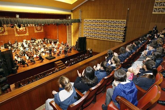 Аудиторио Теобальдо Пауэр, Ла-Оротава | Auditorio Teobaldo Power