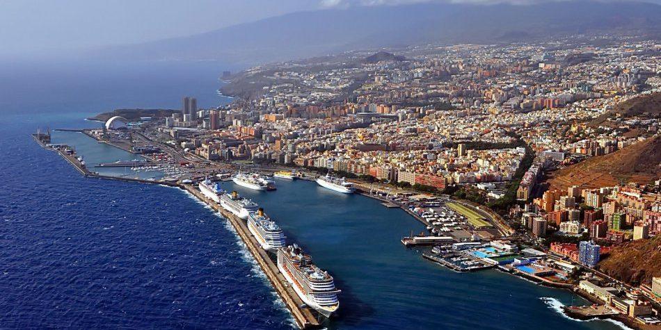 Санта Крус де Тенерифе   Santa Cruz de Tenerife
