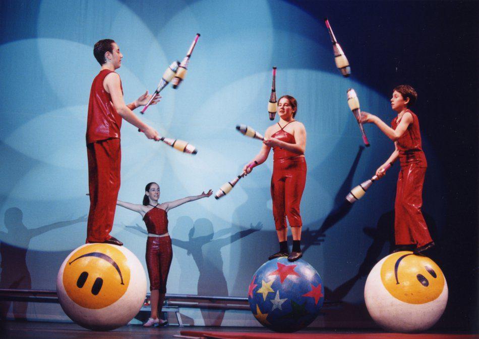 Цирковое шоу для детей