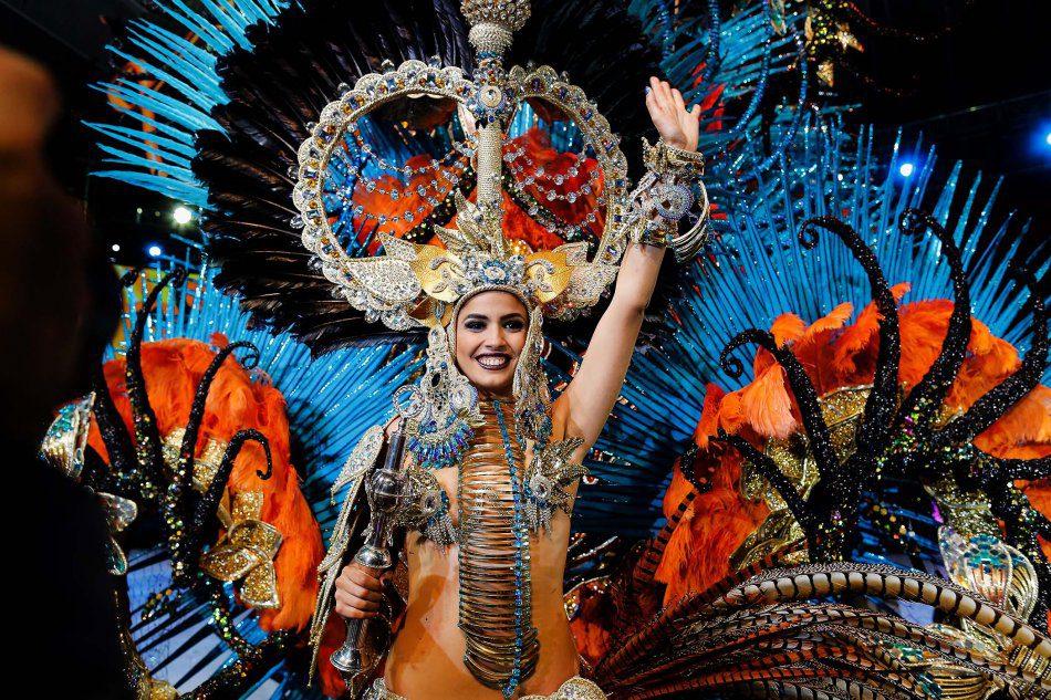 Карнавал Пуэрто-де-ла-Круз   PUERTO DE LA CRUZ CARNIVAL