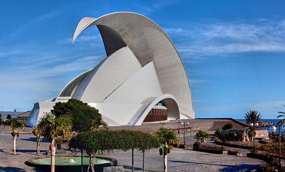 Аудиторио-де-Тенерифе | Auditorio de Tenerife