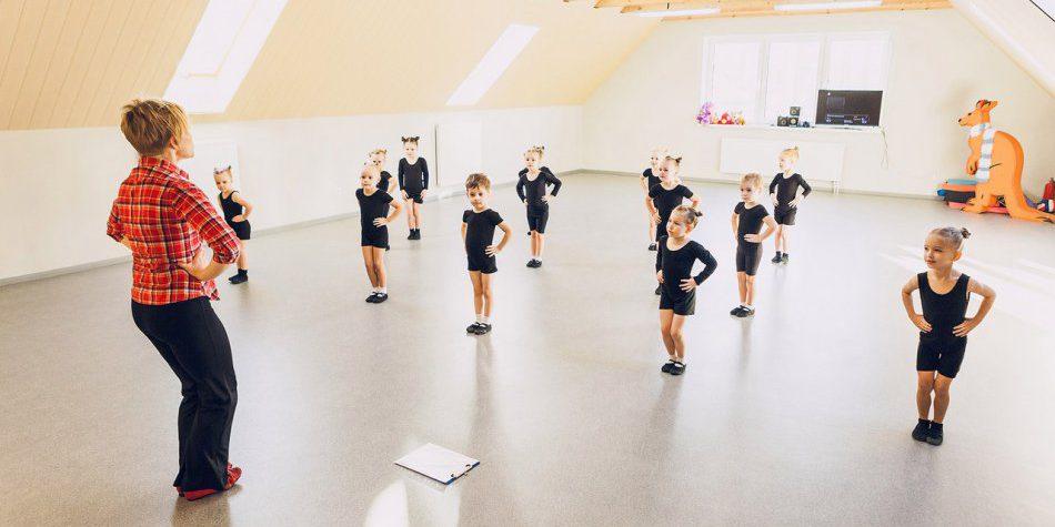 Лаборатория танца Анны Уфимцевой «Джамп»