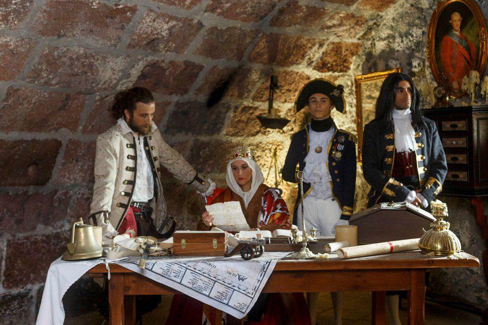 Спектакль «Самая пиратская история»