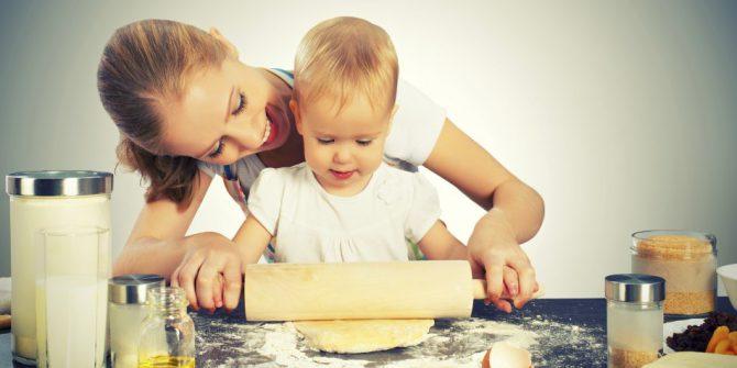 Детская гастрономическая мастерская «Cocina con tu familia»