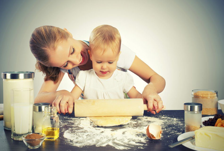 Детская гастрономическая мастерская «Готовим с семьей»