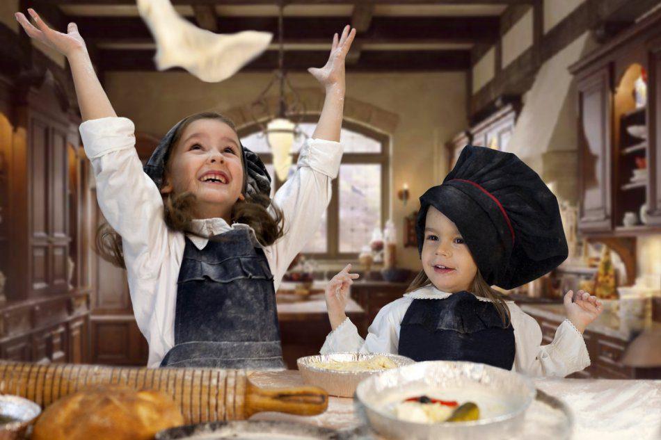 Детская гастрономическая мастерская «Все из шоколада»