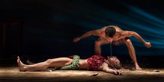 EVA И ADAN - танцевальный фестиваль (FAM)