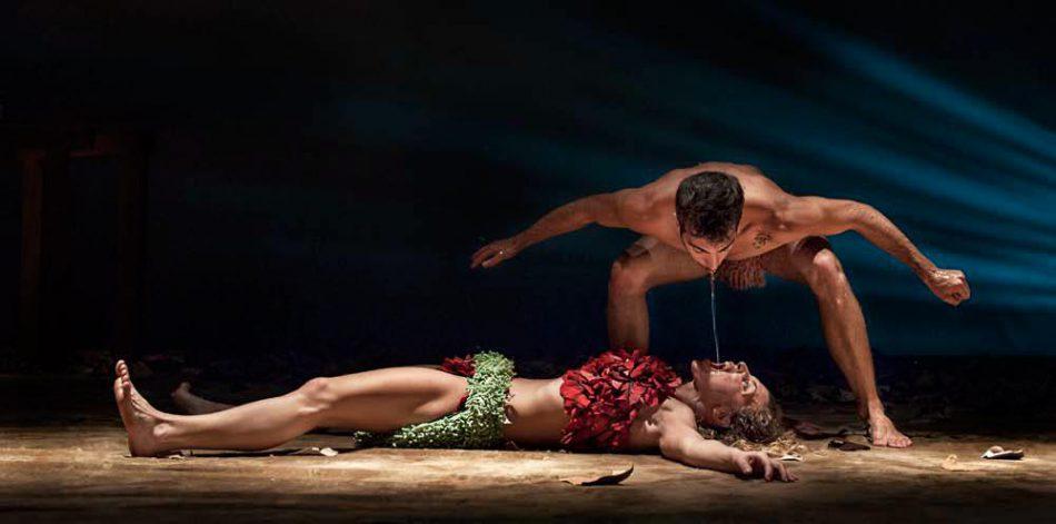 EVA И ADAN — танцевальный фестиваль (FAM)