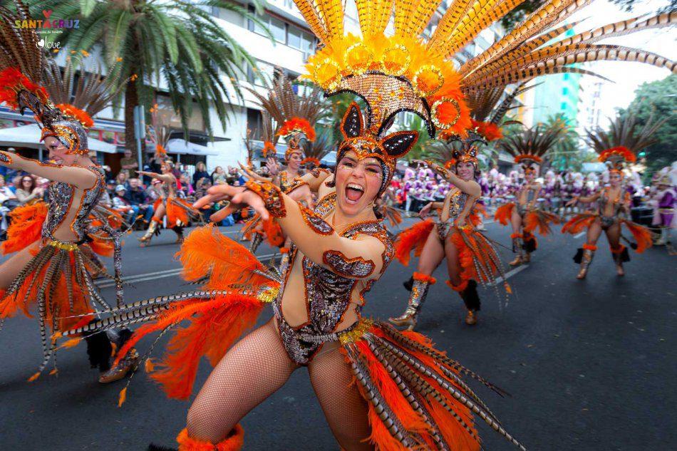 Карнавал Санта-Крус | SANTA CRUZ CARNIVAL