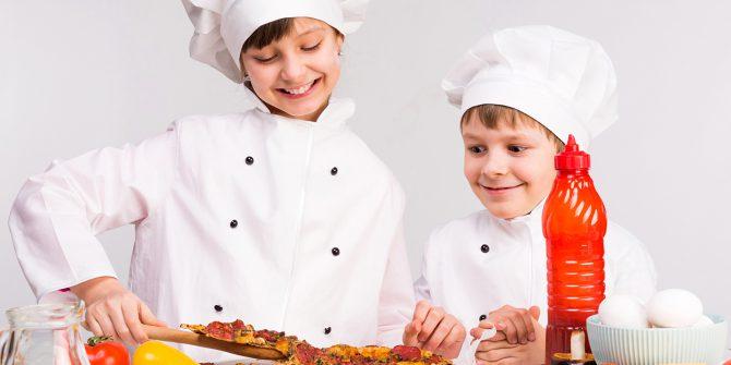 Кулинарный детский мастер класс