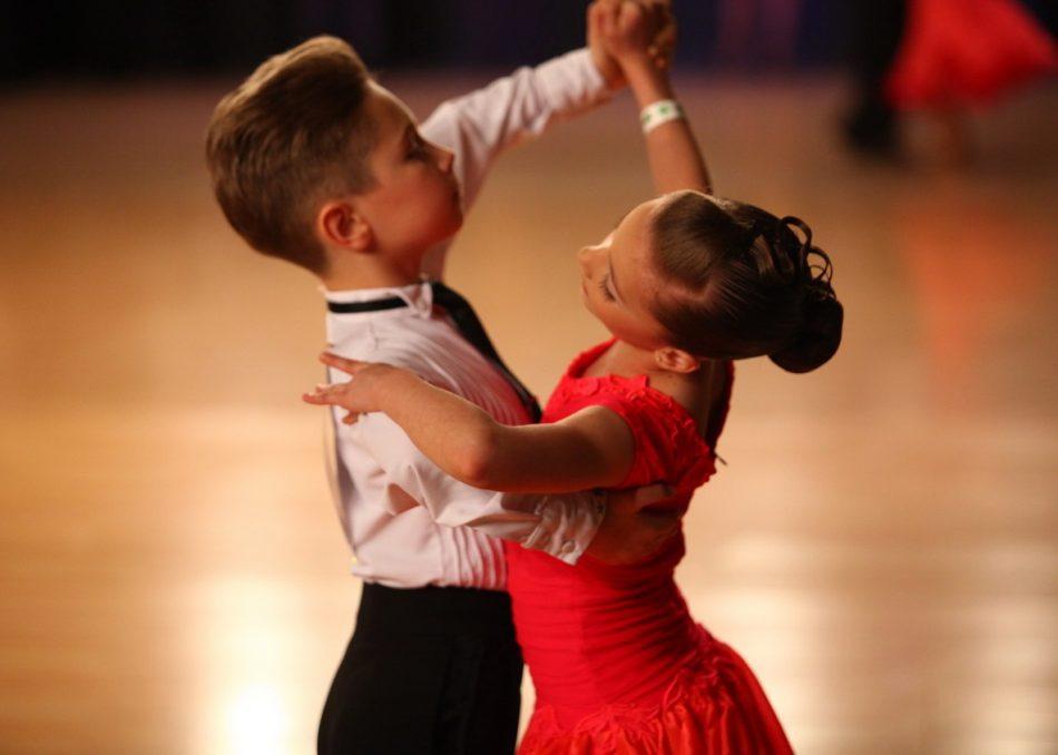 Мастер-класс по бальным танцам