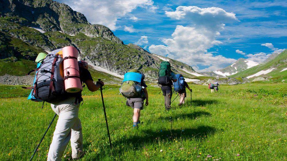 Пеший поход по маршруту Ровное — Талпаки (31 км)