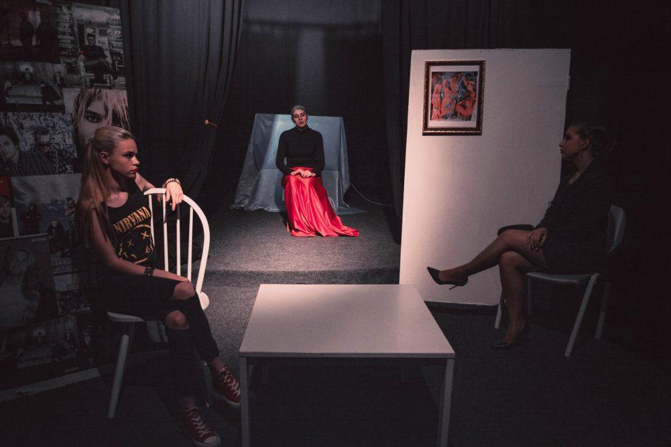 Спектакль «Три женщины»