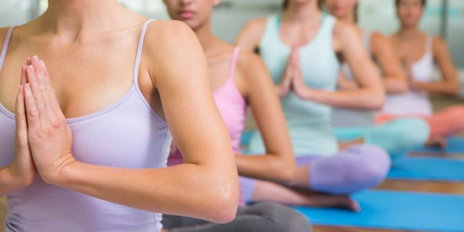 Yoga Wellness Day
