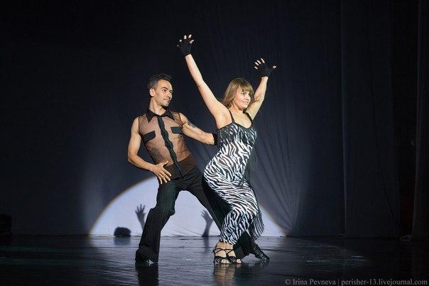 Мастер-класс по социальным танцам