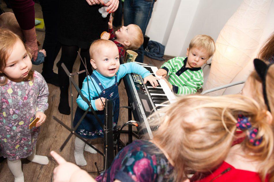 «Новогодний концерт» для детей