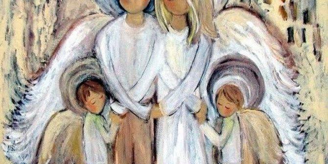 Семья ангелов