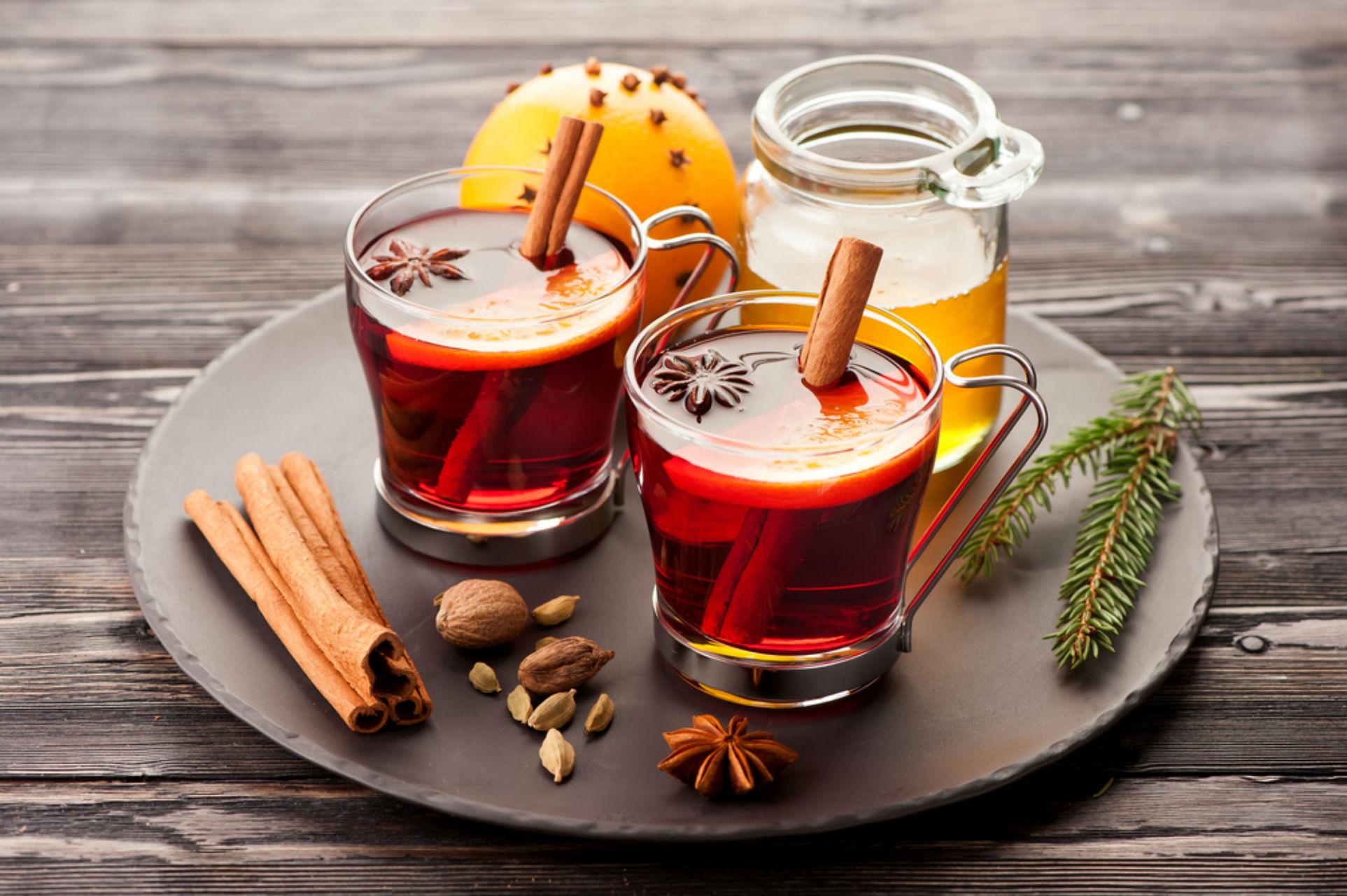 Праздник зимних напитков