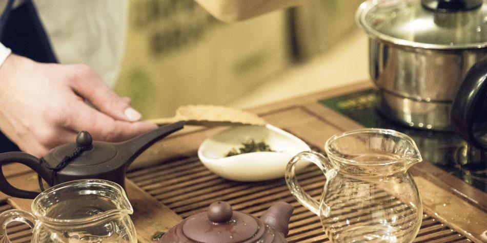 Клуб чайной культуры ShanTEA