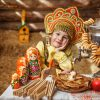 Масленица в деревне викингов «Кауп»