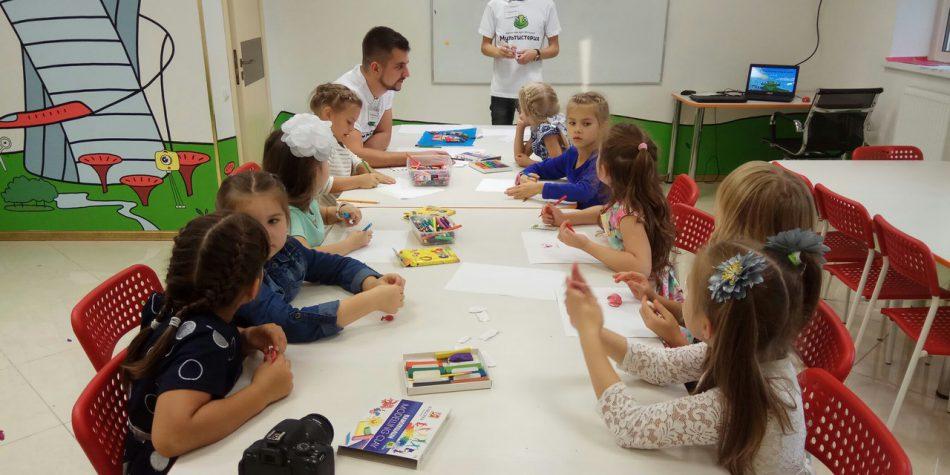 Мультистория   детский центр