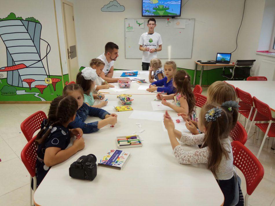 Мультистория | детский центр