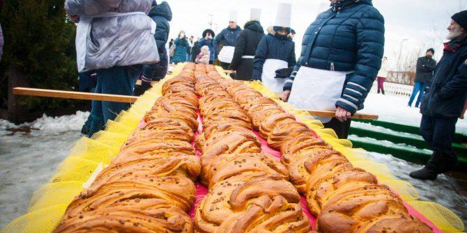 Праздник Кранцевского пирога