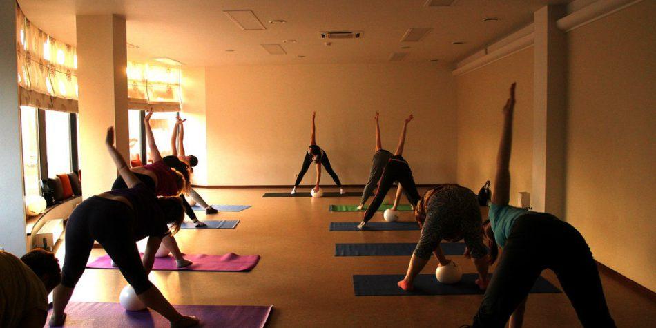 Йога-клуб «ЮНИТИ» на Краснооктябрьской