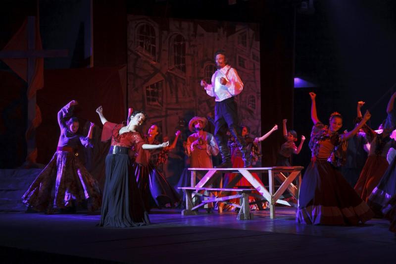 Мюзикл «Человек из Ламанчи»