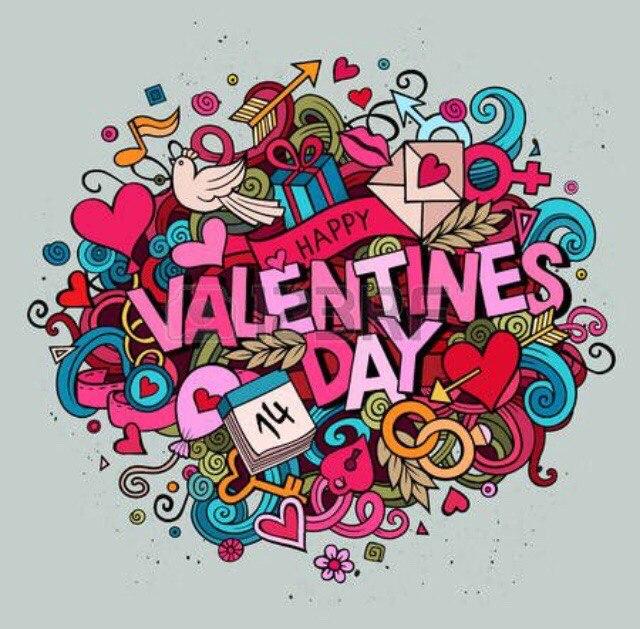 День святого Валентина в Эволюции