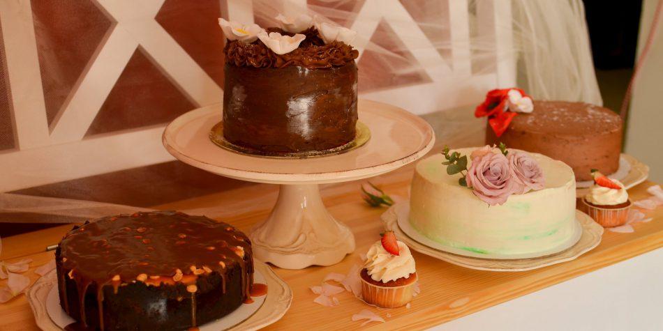 Дегустация свадебных тортов