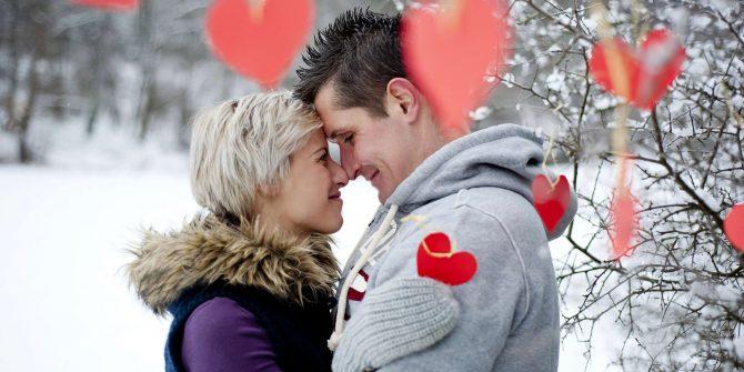 Валентинов день в музее Янтаря
