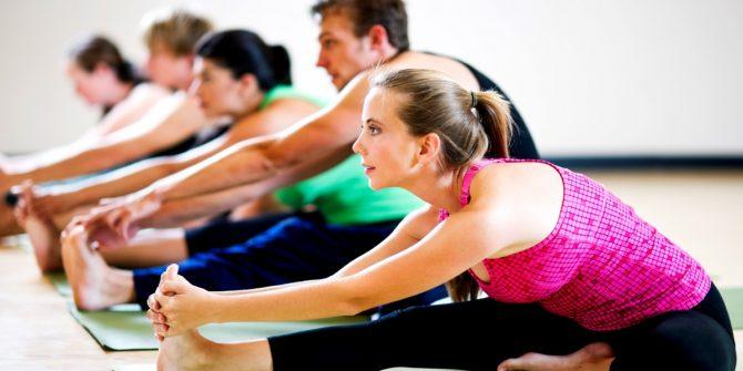 Бесплатное занятие по йоге «Первый шаг»