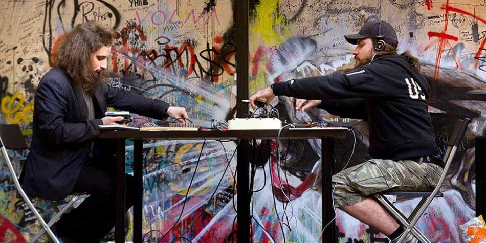 Концерт экспериментальной музыки SoundArtLab