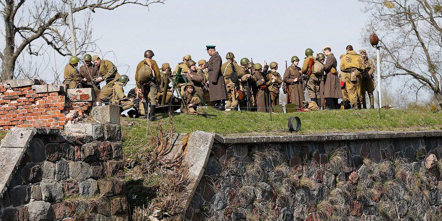 Военно-историческая реконструкция «Штурма Кёнигсберга»