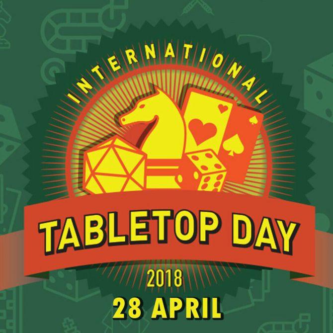 Международный День Настольных Игр