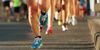 Открытый Чемпионат по бегу