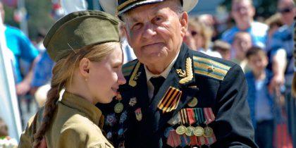 Праздник ко Дню Великой Победы