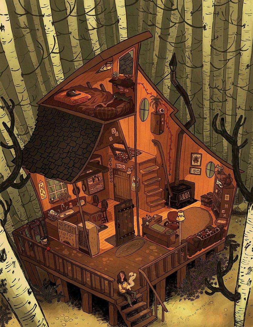 Дом Шанти